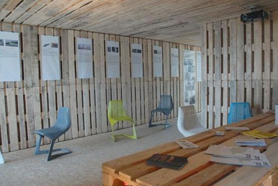 timber home designs innovative sustainable house 7 Raklapokból  családi házat?