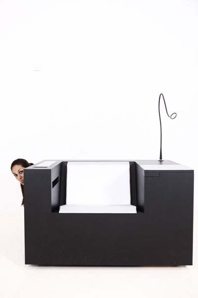 Beautiful Furniture Design on 09 Modern Beautiful And Ergonomic Workstation Four Works Furniture By