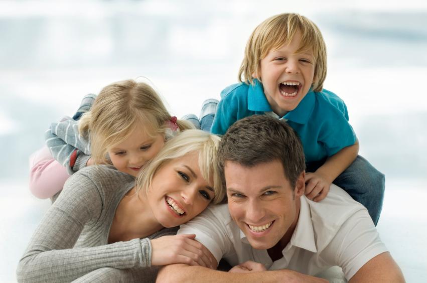 boldog család egy ProKoncept házban
