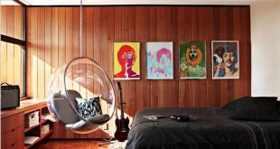 teen-bedroom-hanging-chair