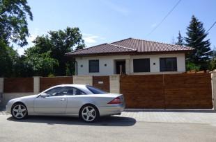 Göd családi ház építés külső homlokzati kép