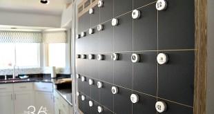 Magnetic-wall-calendar