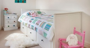 childs-room---budget-design-ideas---fabric-letters---Ideal-Home