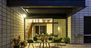 11-c-shaped-concrete-block-home-swimming-pool-courtyard