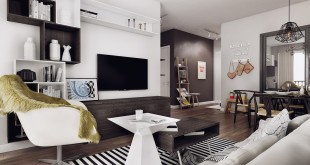 eclectic-nordic-inspired-interior