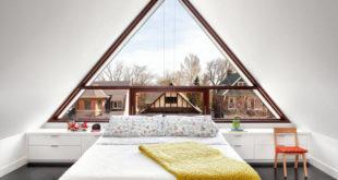 Triangular-window