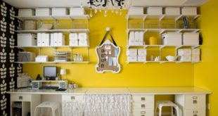 Innovative-Ways-to-Upgrade-the-Look-of-Your-Office-Yellow-Decor
