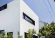 U-House-features-a-minimalist-white-exterior