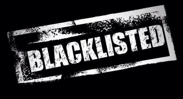 feketelista az építőiparban