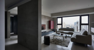 Taiwan-residence-with-an-open-living-space-and-a-panorama-window