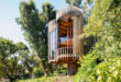 Treehouse-residence-in-Cape-Town-designed-to-sit-on-stilts