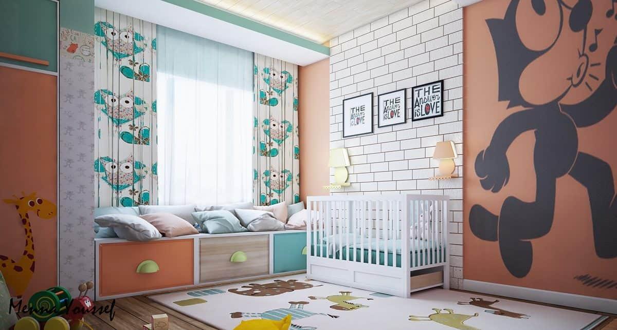 cartoon-kids-room