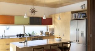 Polished-concrete-floor-for-kitchen-by-Bossley-Architects