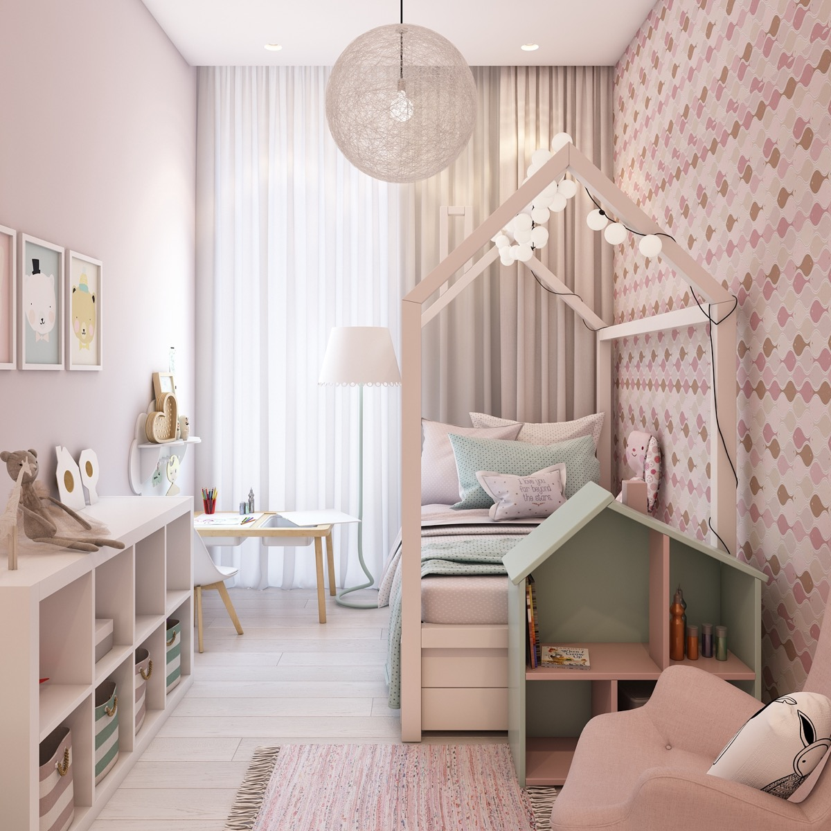 kids-canopy-bed