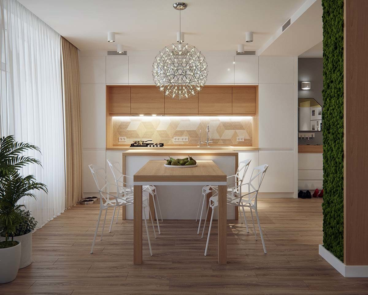 white-modern-dining-chairs